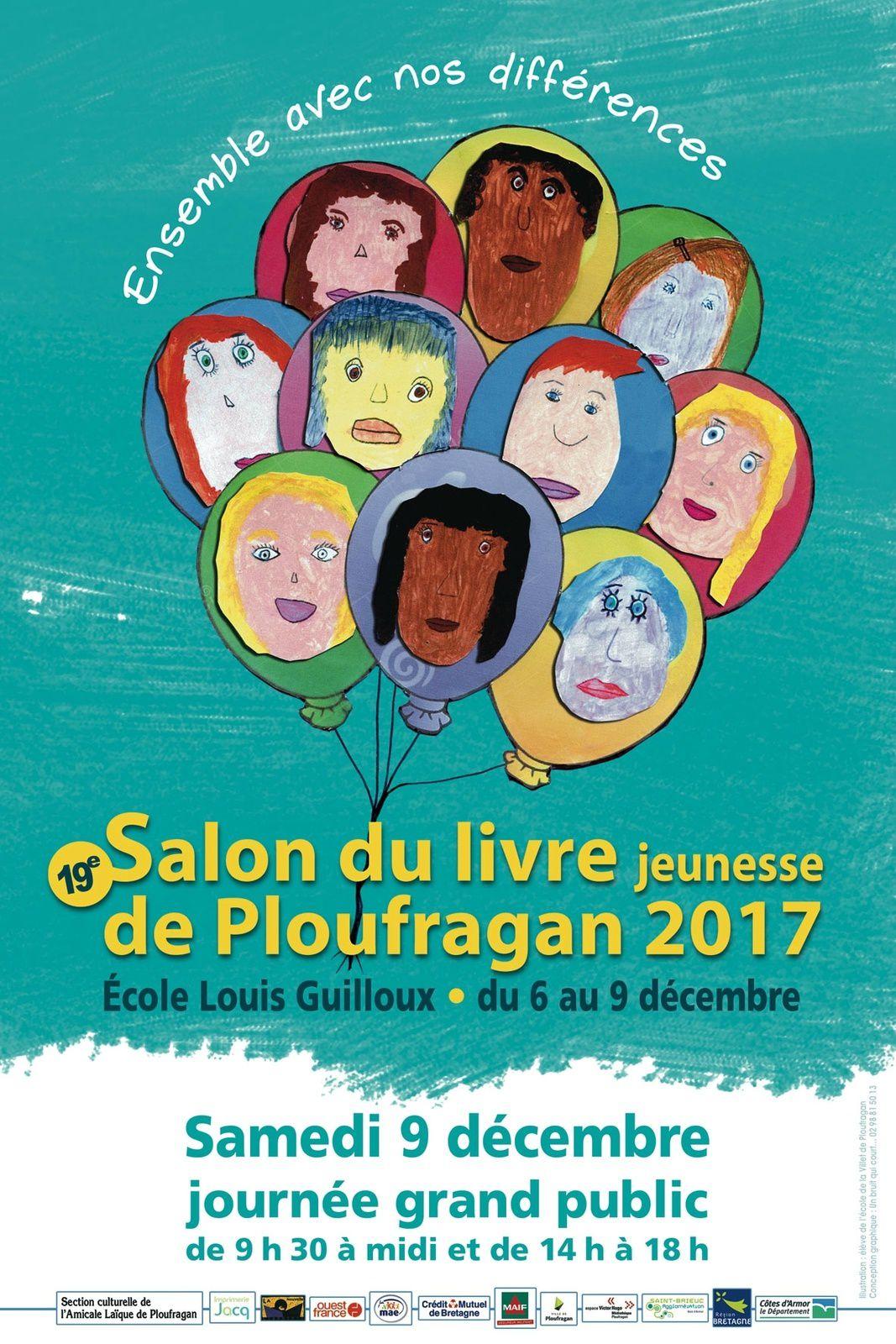 Coll ge la grande m tairie ploufragan for Salon du livre montreuil 2017