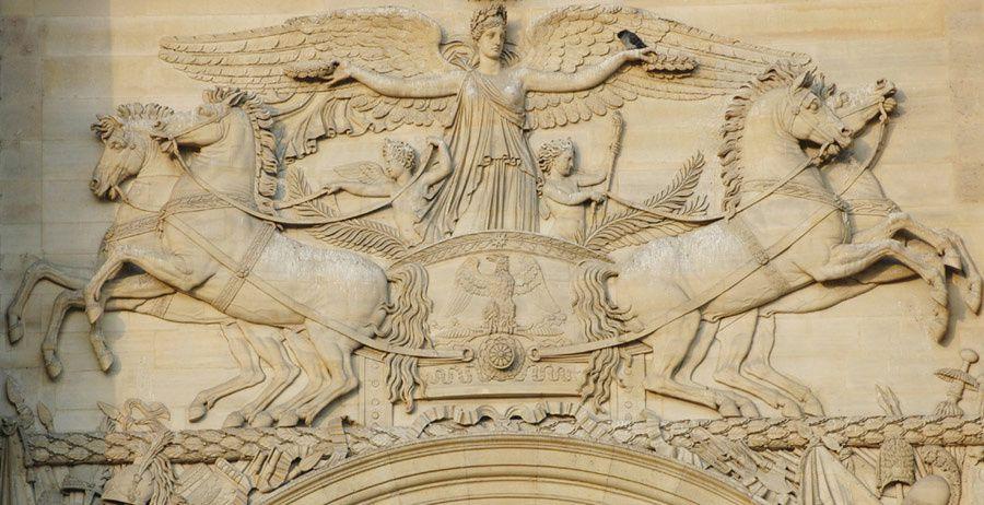 PBT:Les statues equestres dans Paris