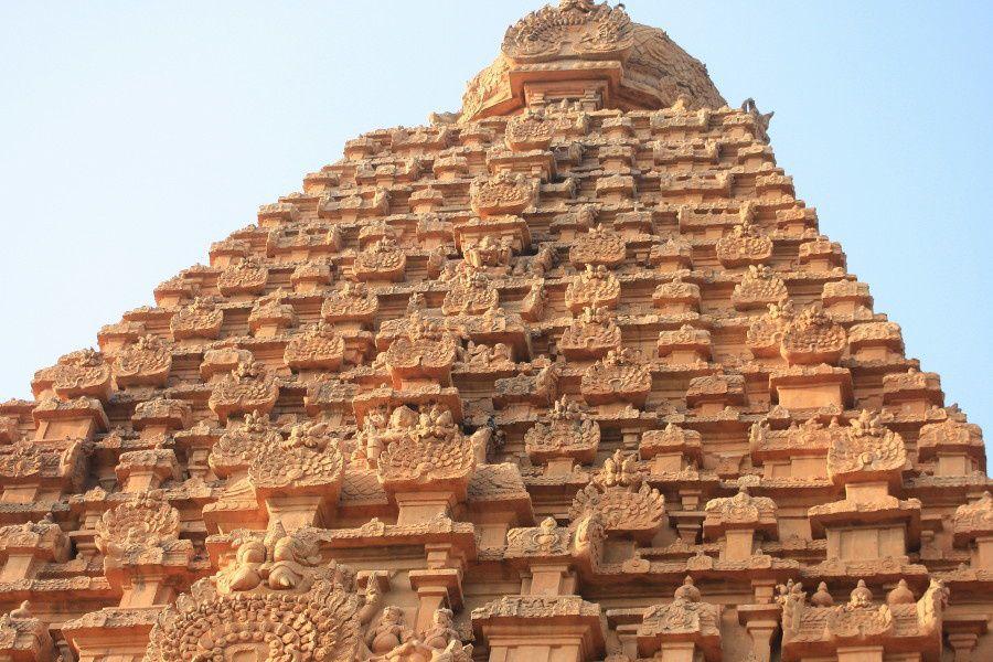 un temple superbe et vivant
