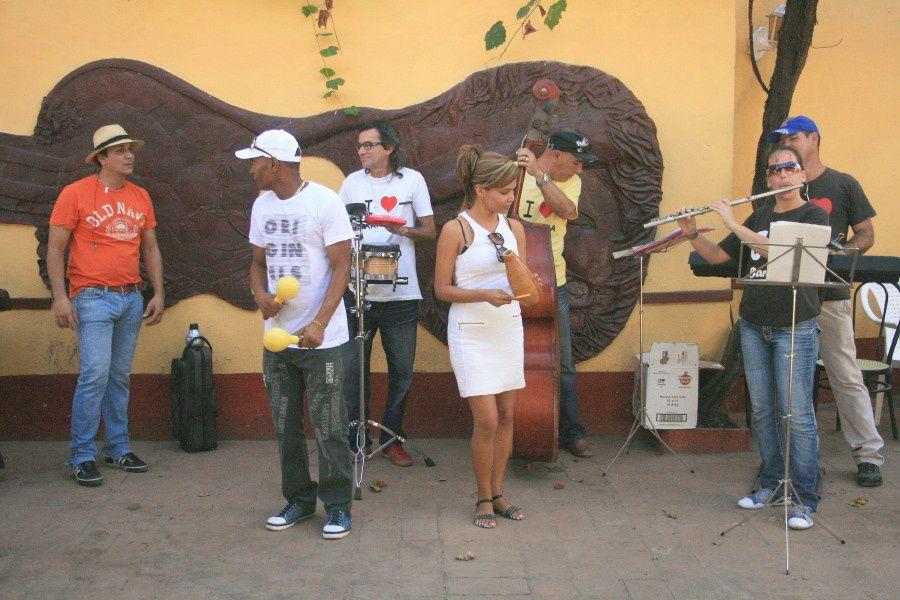 Cuba : musique et danse à Trinidad