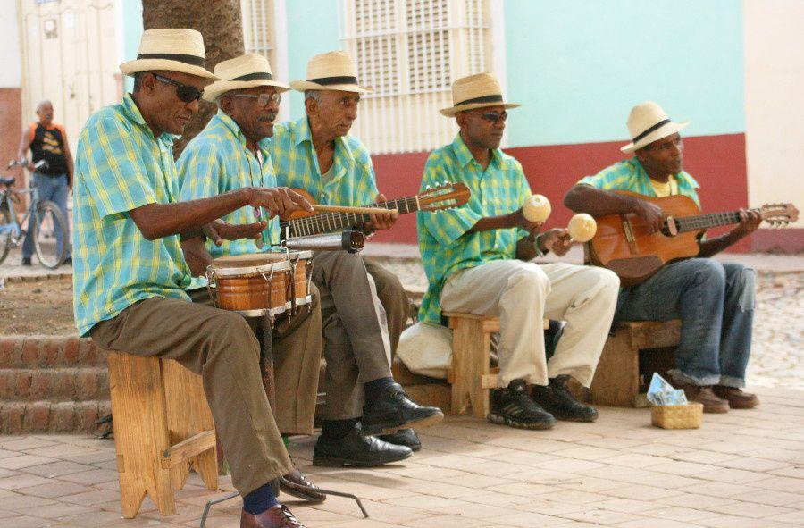Cuba: Salsa à Trinidad