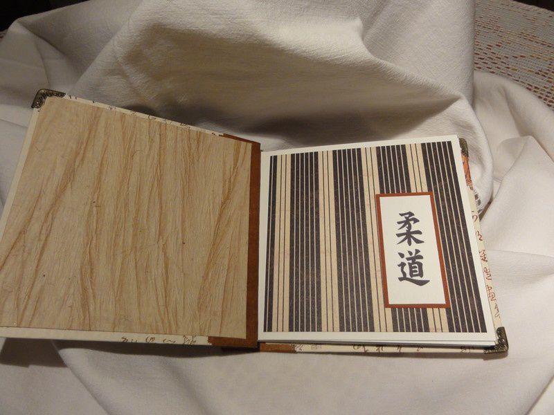 Mini-albums scrap et cartonnage