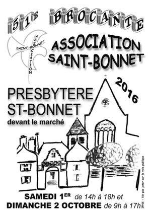 Les brocantes à Bourges...