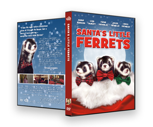 Santa's little ferrets (film tv)