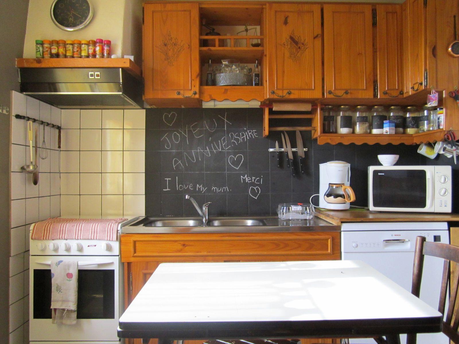 faience cuisine lovedecomotherdaughter. Black Bedroom Furniture Sets. Home Design Ideas