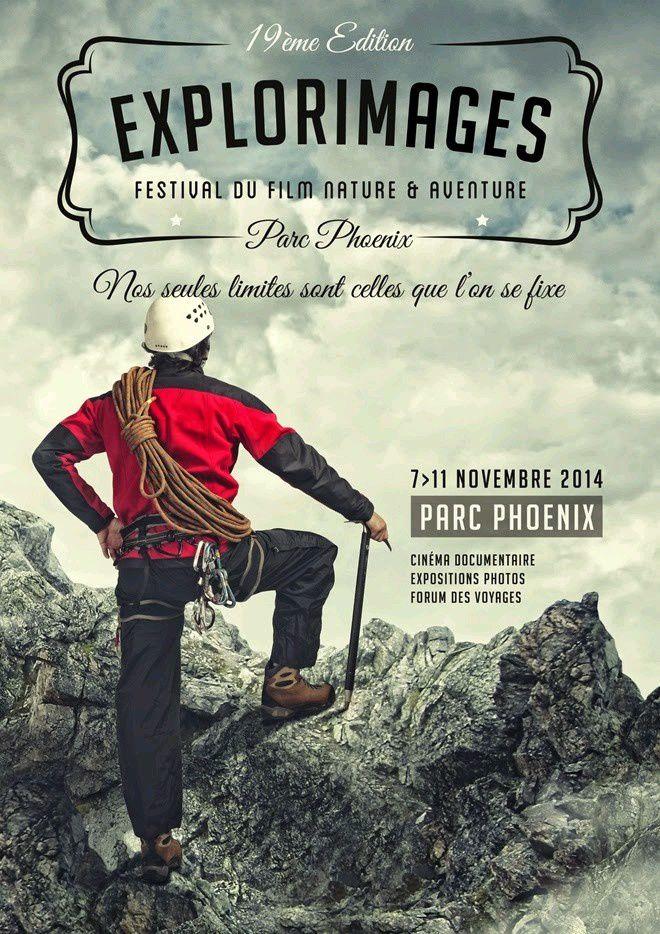 Le festival du film d'aventure incontournable de l'automne, organisé par des locaux du 06, depuis déjà de nombreuses années. des films de grande qualité au programme.