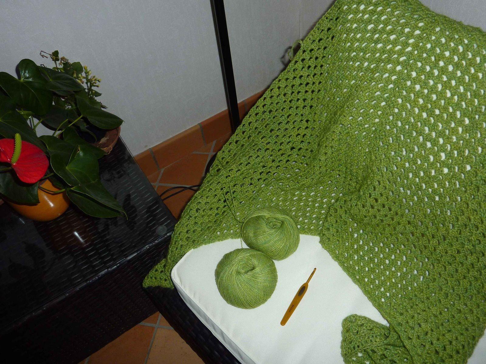 Un peu de verdure...