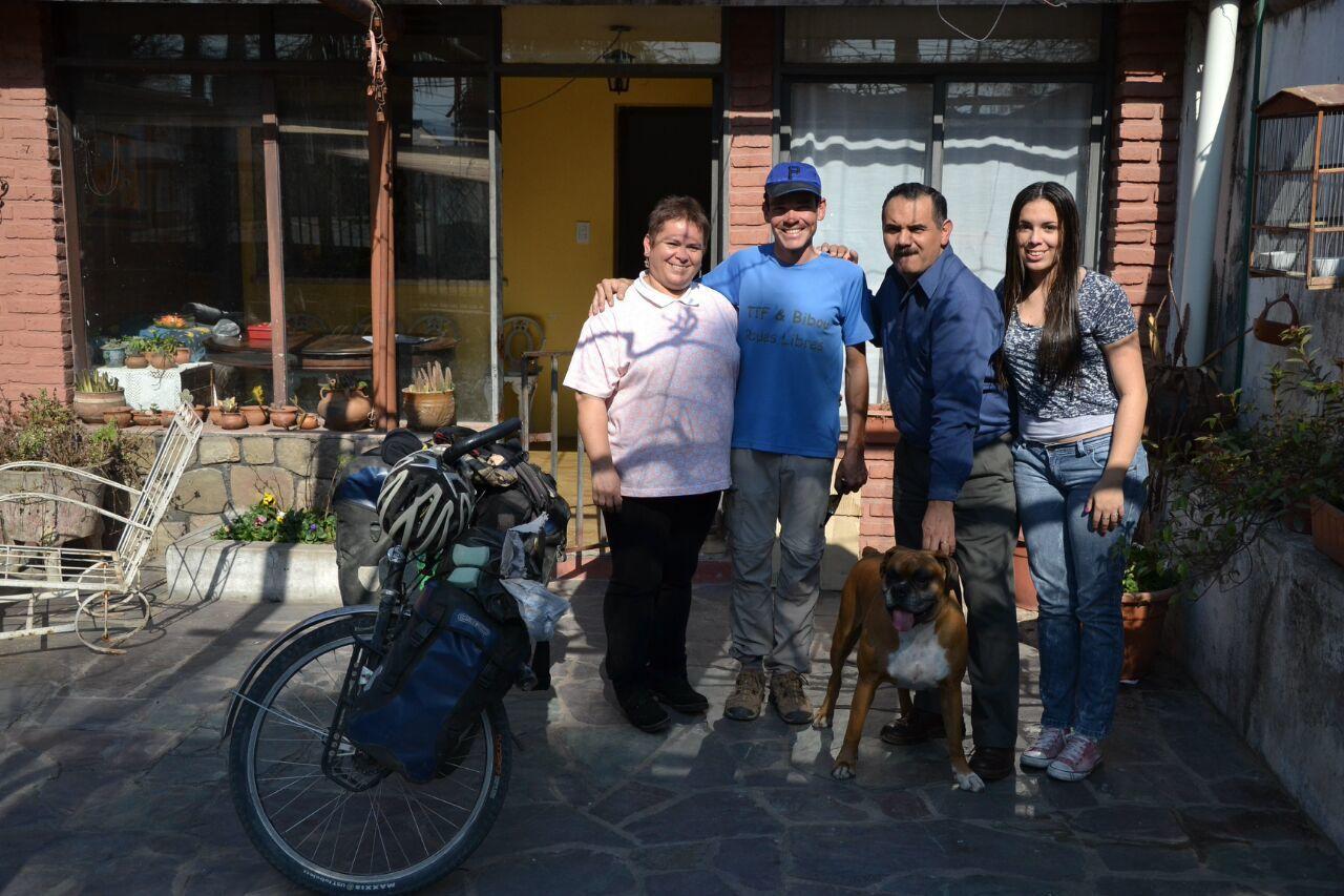 Jujuy - La Quiaca - 312km - Encore plus vers le Nord
