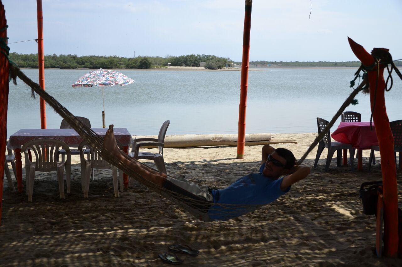 Chavin (Pérou) - Guayaquil (Equateur) - 1116 km - On a tout essayé!