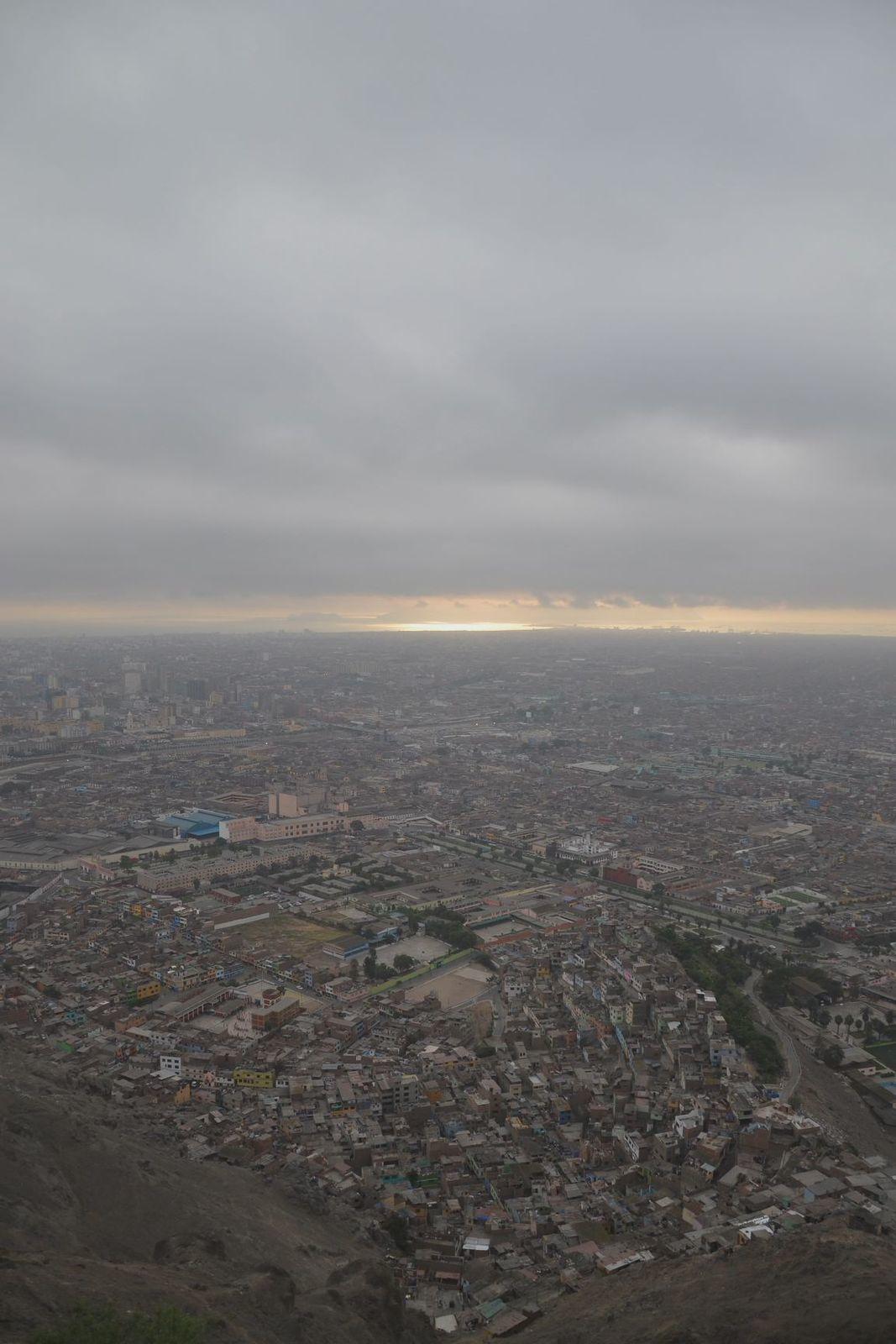 Lima, Ville des Rois et du bruit - 120 km