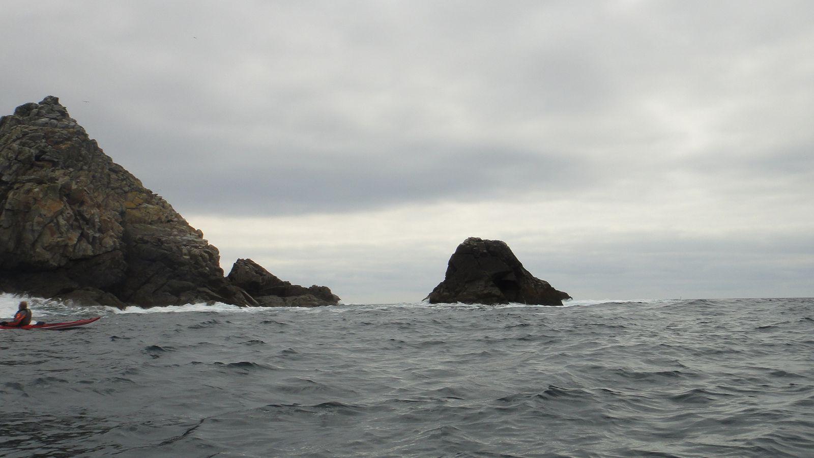 Baie des Trépassés - Pointe du Raz   4 mai 2013