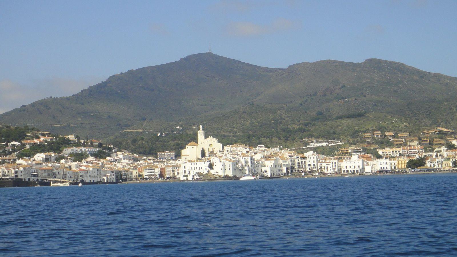 Pagaia 2013 : Portlligat - Cap Norfeu (Espagne)