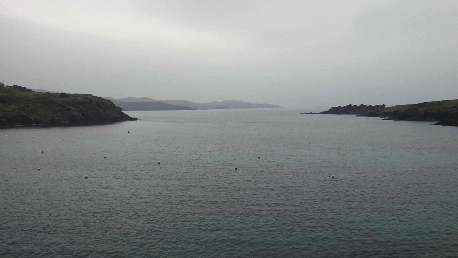De Portlligat, vue sur le Cap de Creus