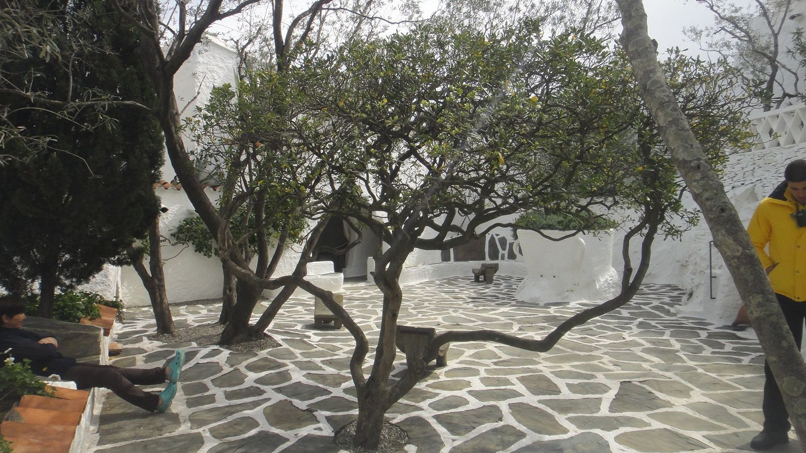 Pagaia 2013 : Portlligat - La maison de Dali - Cadaques (Espagne)