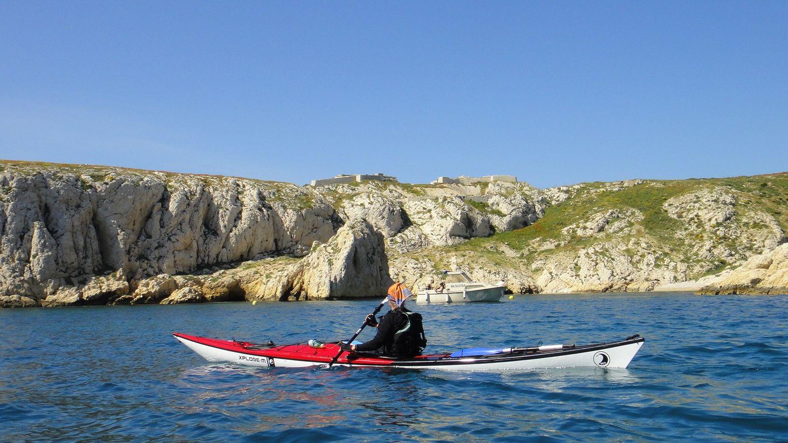 Méditerranée 2013 : l'archipel du Frioul