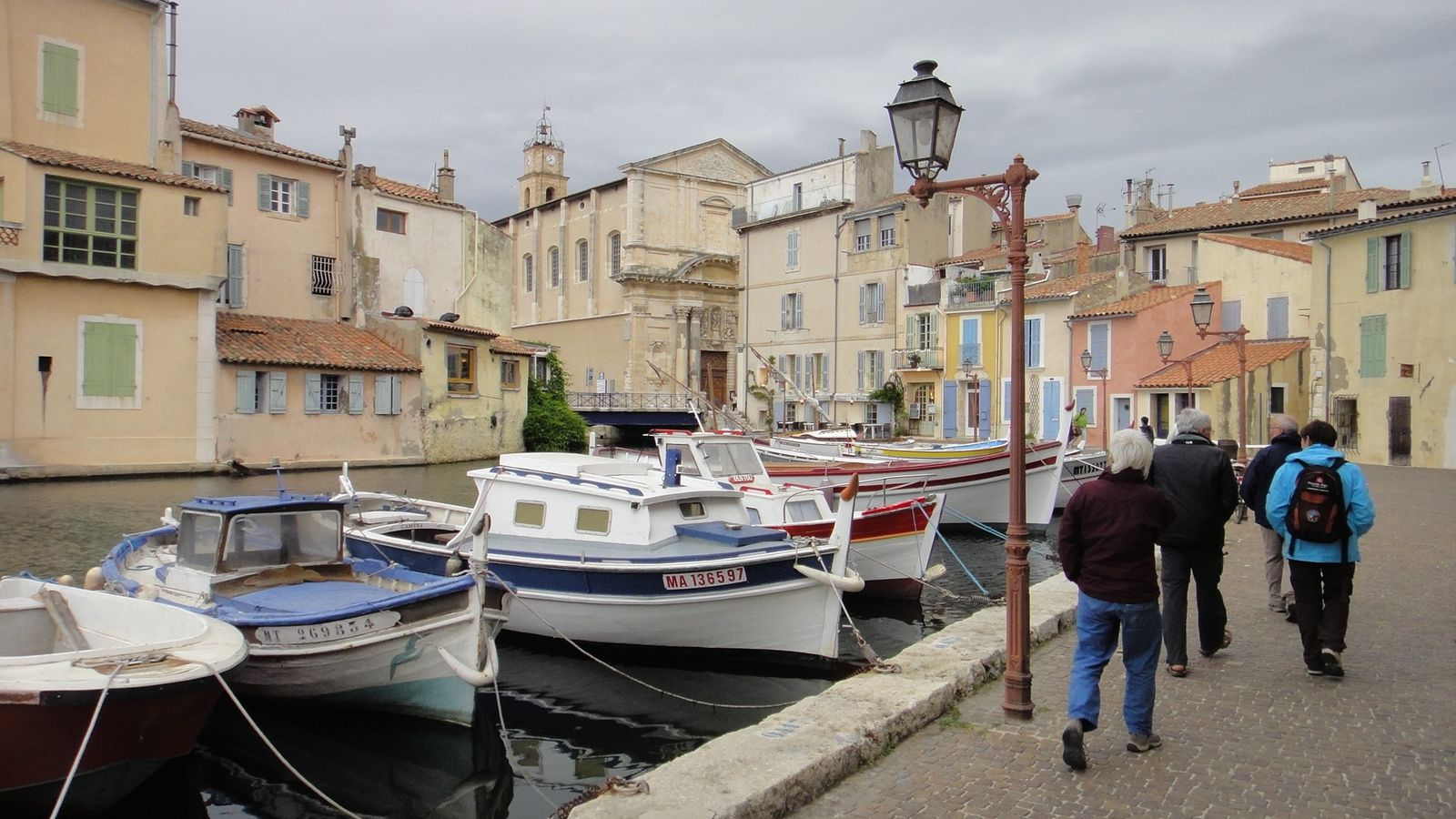 Méditerranée 2013 : Martigues - Etang de Berre