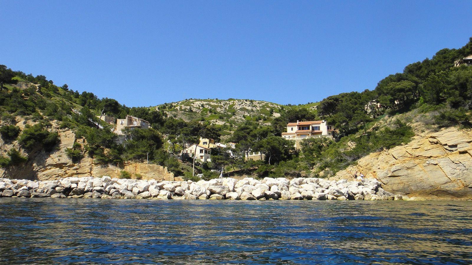 Méditerranée 2013 : la Côte Bleue