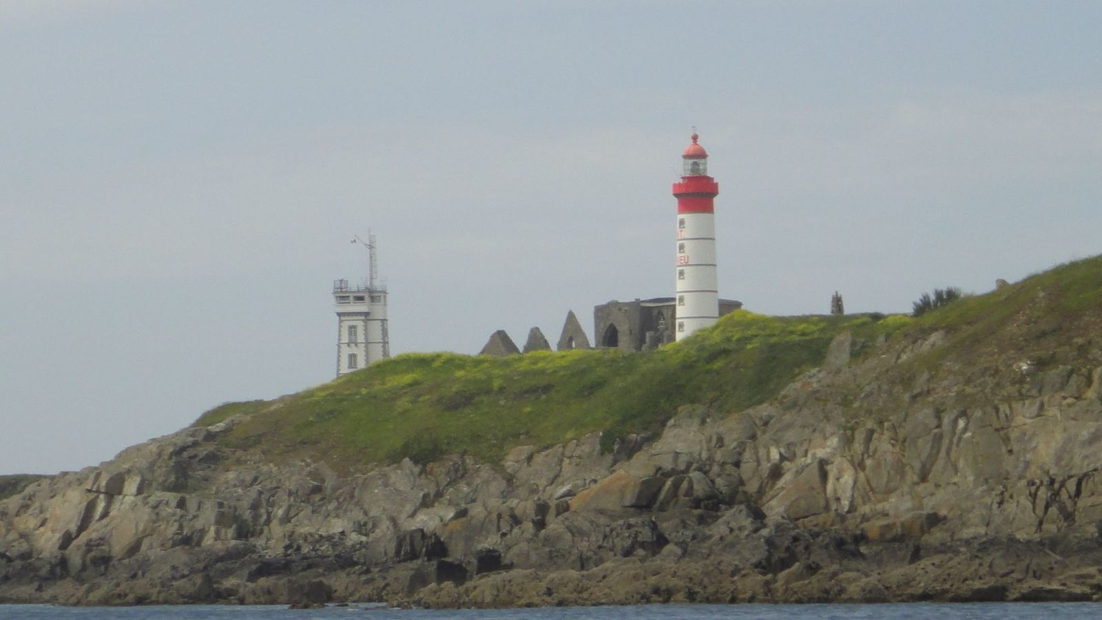 Bertheaume - Pointe Saint Mathieu