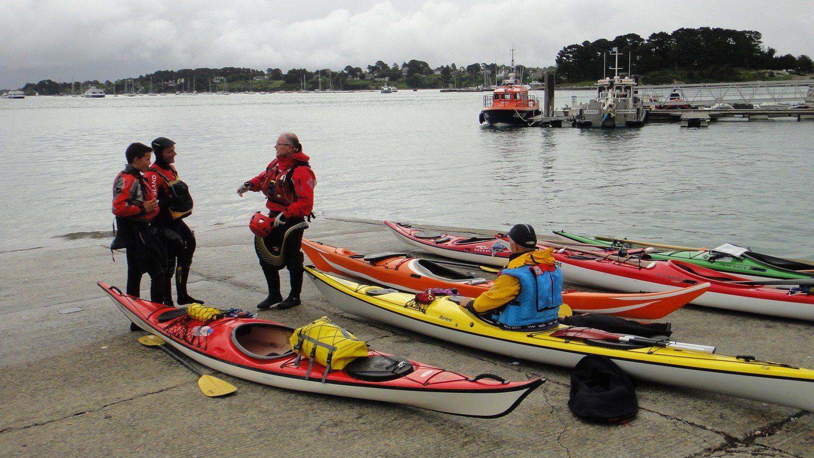 Golfe du Morbihan  - mai 2014 - jour 1