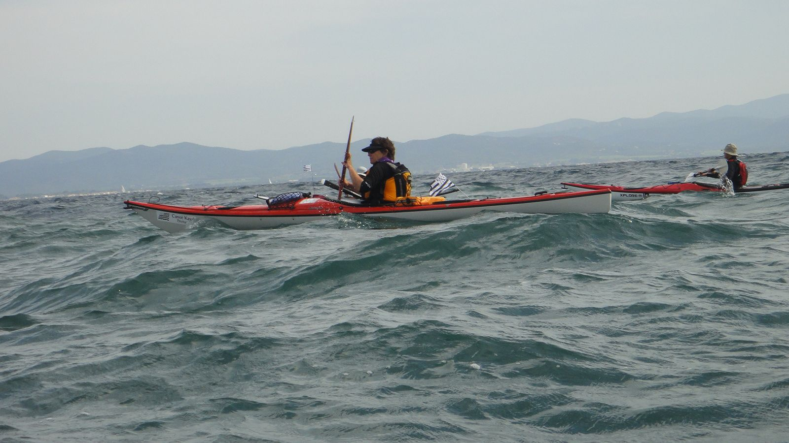 Méditerranée 2014 : Giens Est - Cap de l'Esterel - Ile du Grand Ribaud
