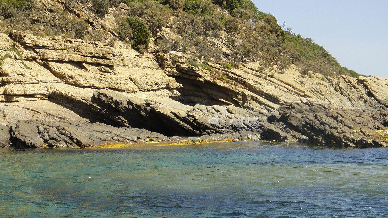 Méditerranée 2014 : l'Estagnol - Cap Blanc - l'Estagnol