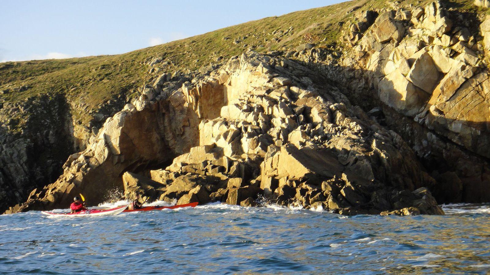 Bestrée - Le Loch : les ports abris du Cap Sizun