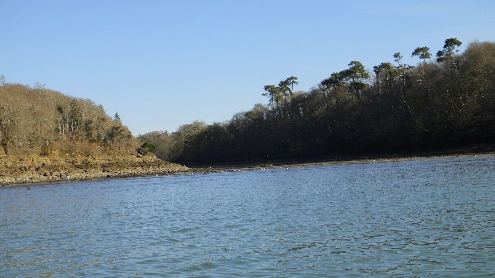 Baie de Concarneau : à la découverte des anses et moulin à marée