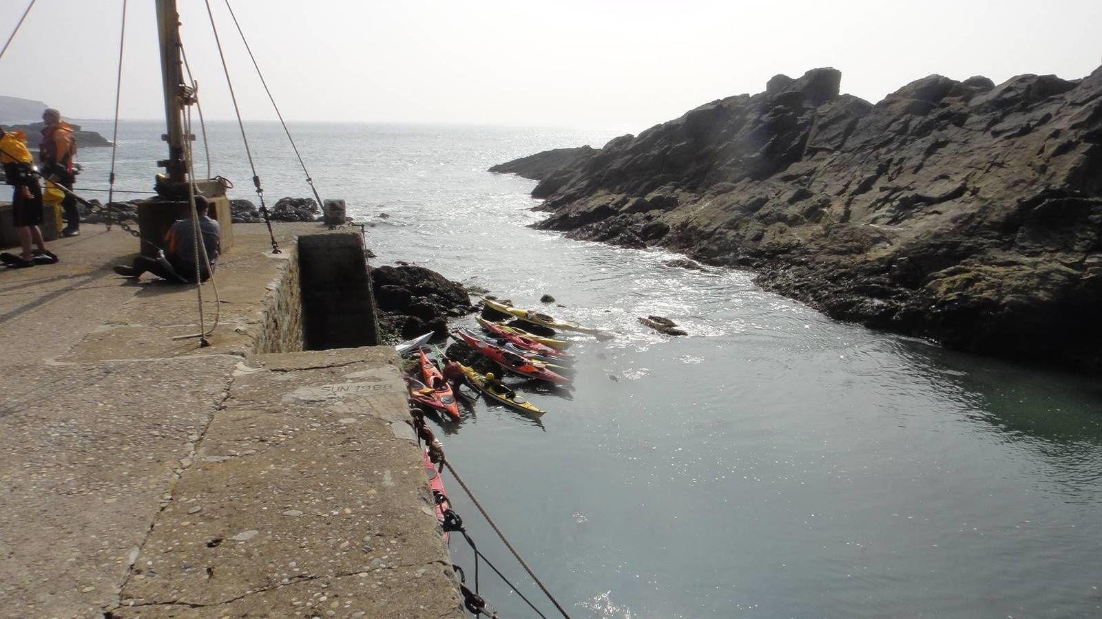 """Le Loch - Bestrée - Raz de Sein : marée """"du siècle"""", coef 119"""