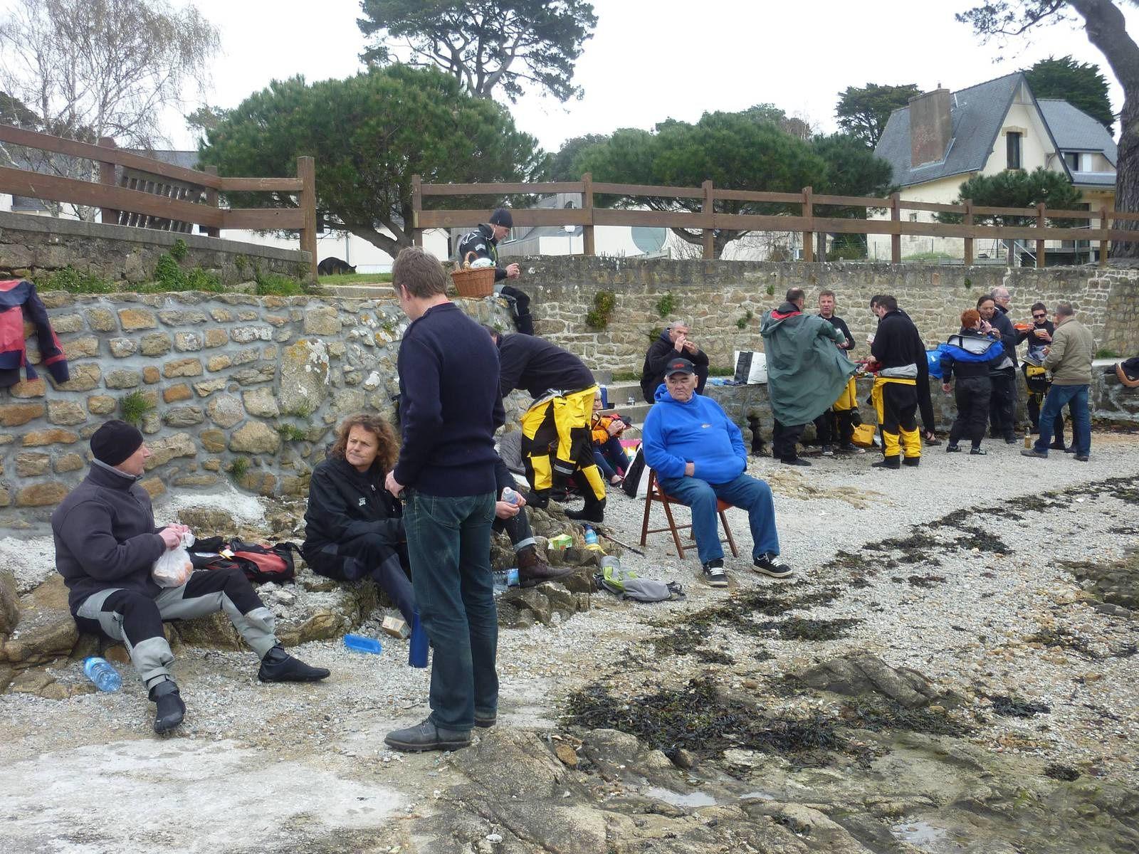 Esquimautage et techniques de pagaie groenlandaise