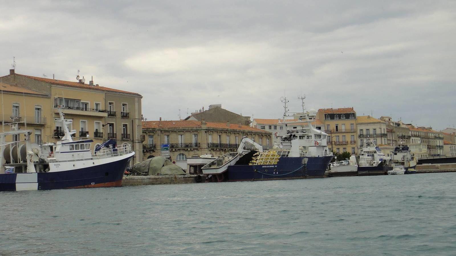 Méditerranée 2015 : dans les canaux de Sète