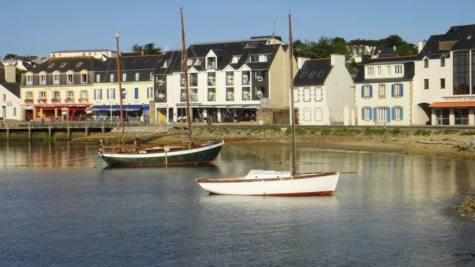 Week-end CDCK29 : Camaret - Pen Hir - Camaret (1/2)