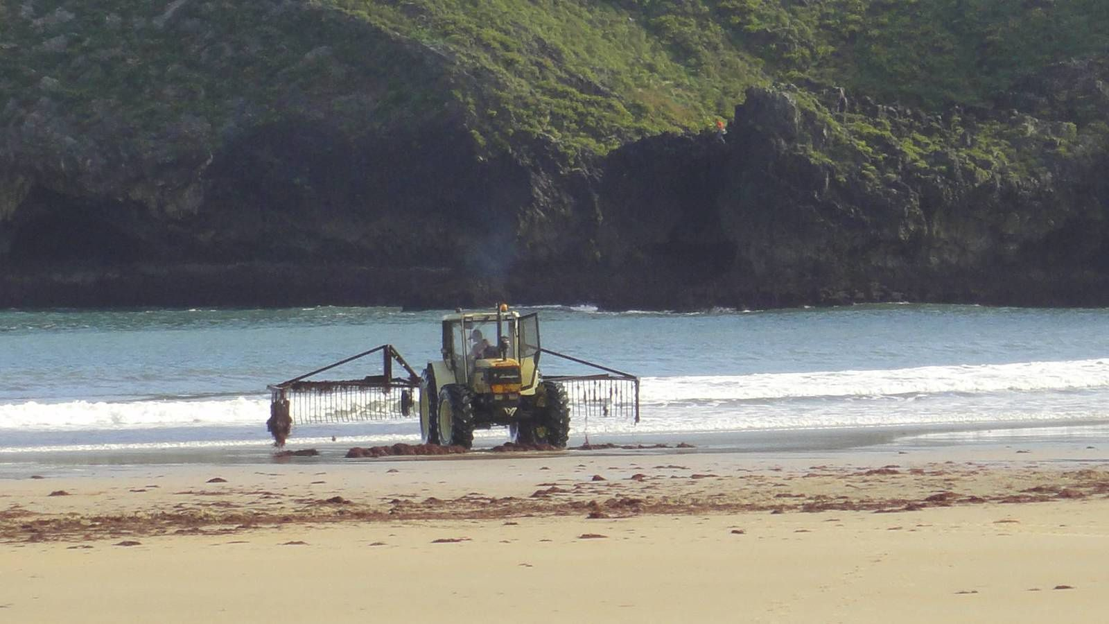 Asturies 2015 : de Playa del Borizo à Rio Puron