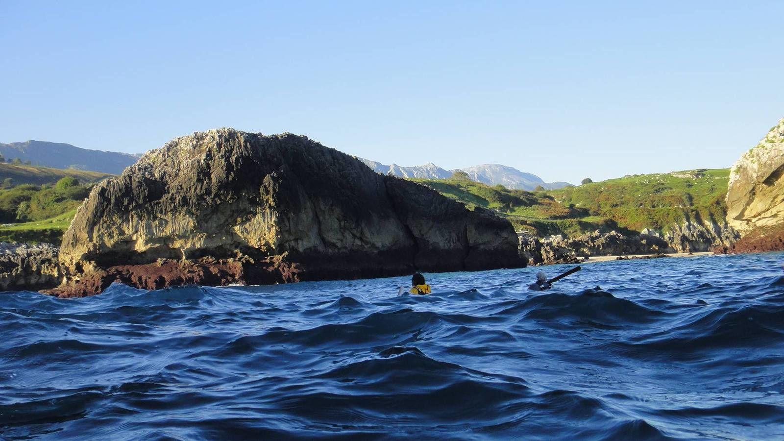 Asturies 2015 : du Rio Puron à Playa del Borizo