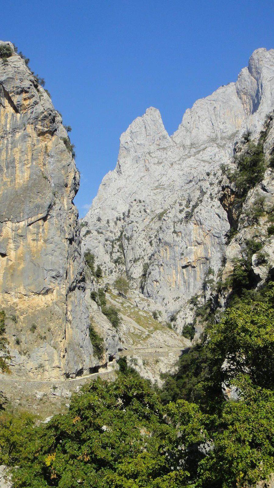Asturies 2015 : au coeur des Pics d'Europe, les Gorges du Rio Cares