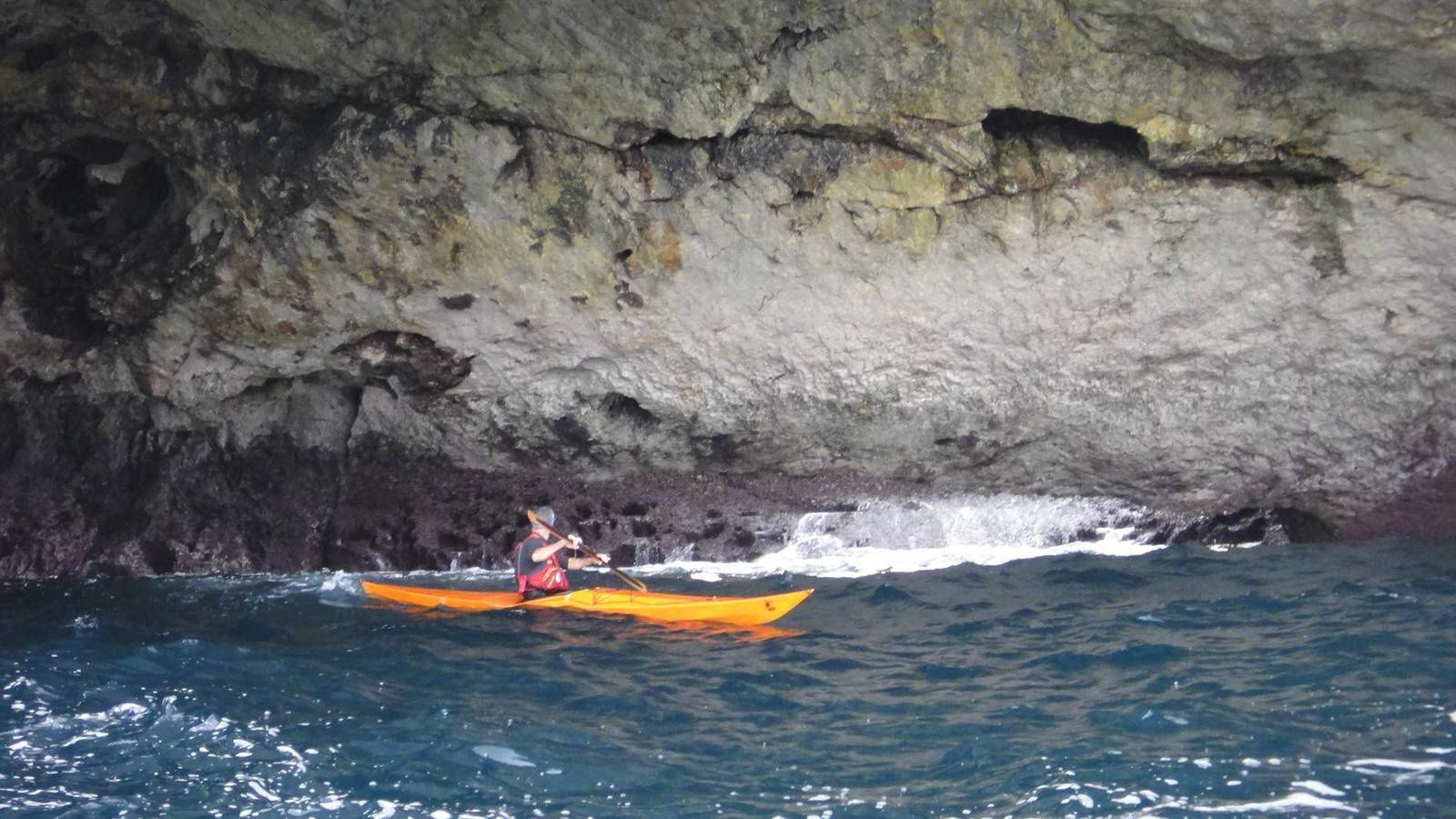 Asturies 2015 : les grottes de Cuevas del Mar