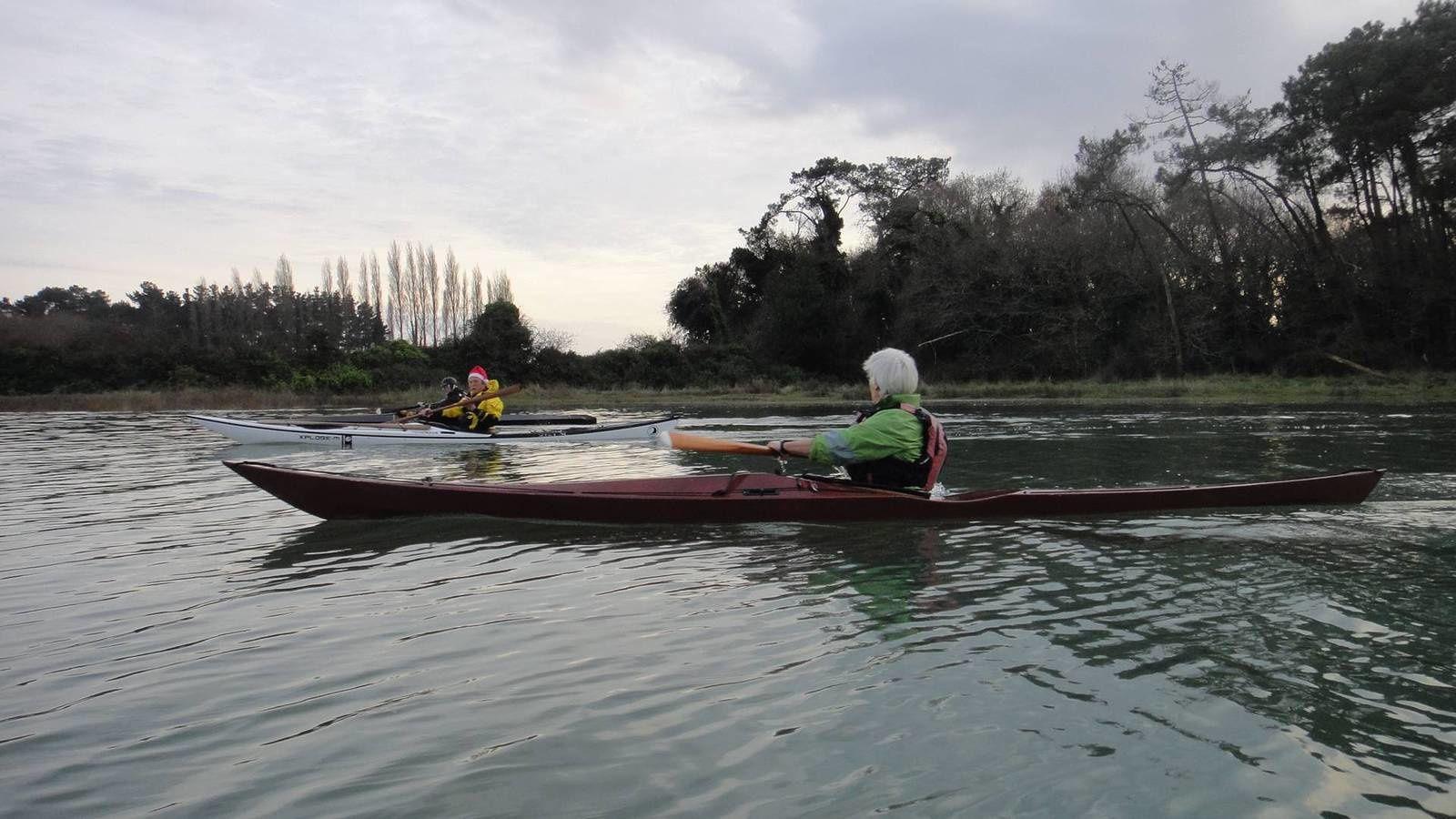 Rivière de Pont-l'Abbé - décembre 2015