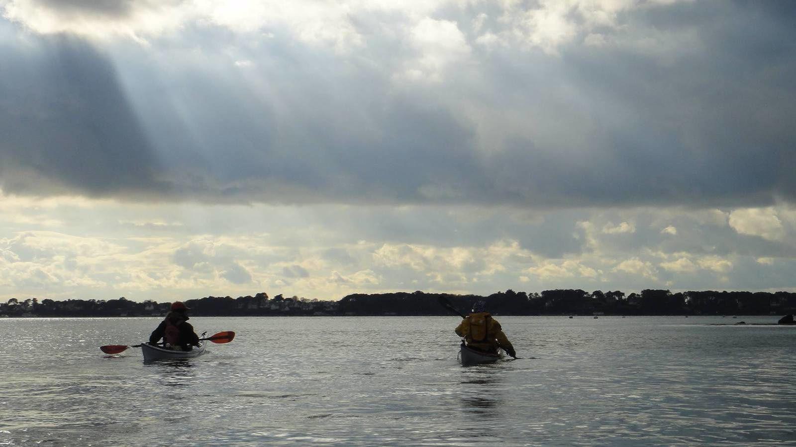 Entrainement Tourduf : Golfe du Morbihan