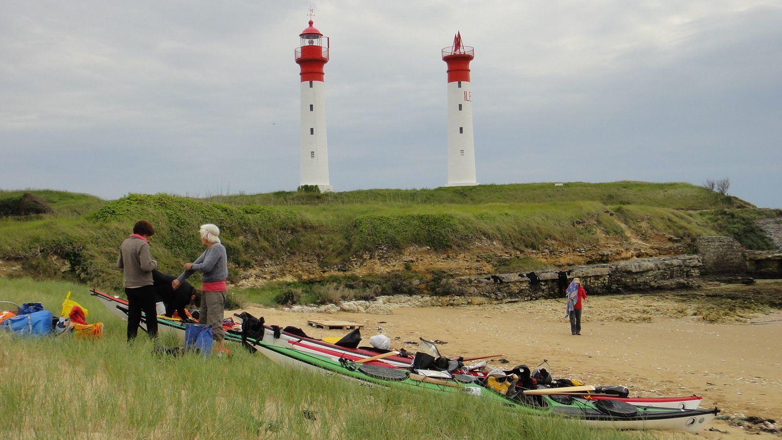 Méditerranée 2016 : étape à Oléron, Fort Boyard et l'île d'Aix