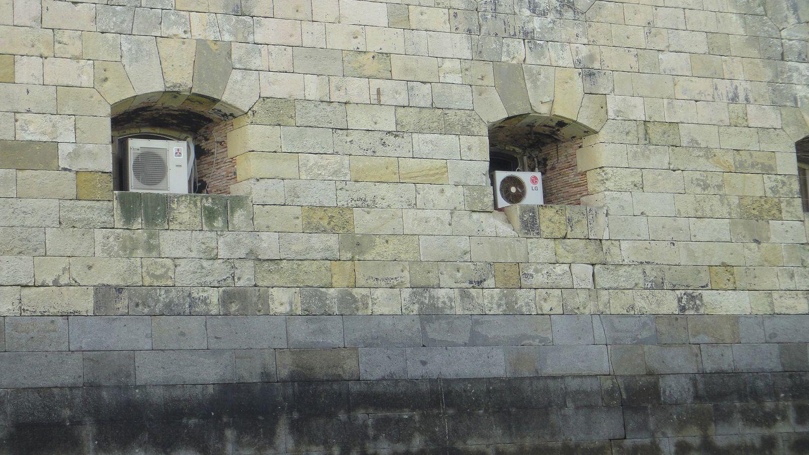 Méditerranée 2016 : île d'Aix, Fort Boyard, île d'Oléron
