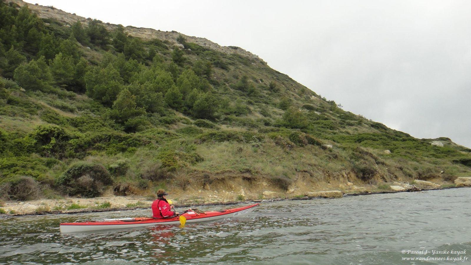 Méditerranée 2016 : étang de Sigean et rivière La Berre