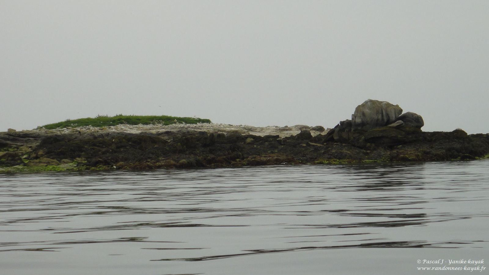 Archipel des Glenan : du haut de Fort Cigogne (1/2)