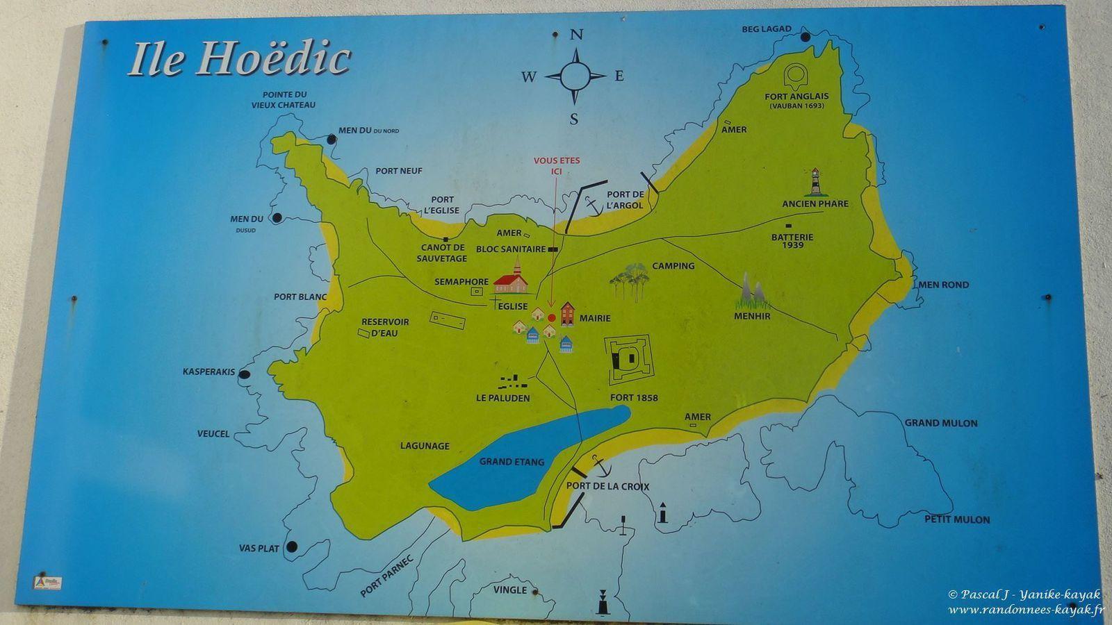 Penvins - Ile Dumet - Ile d'Hoedic