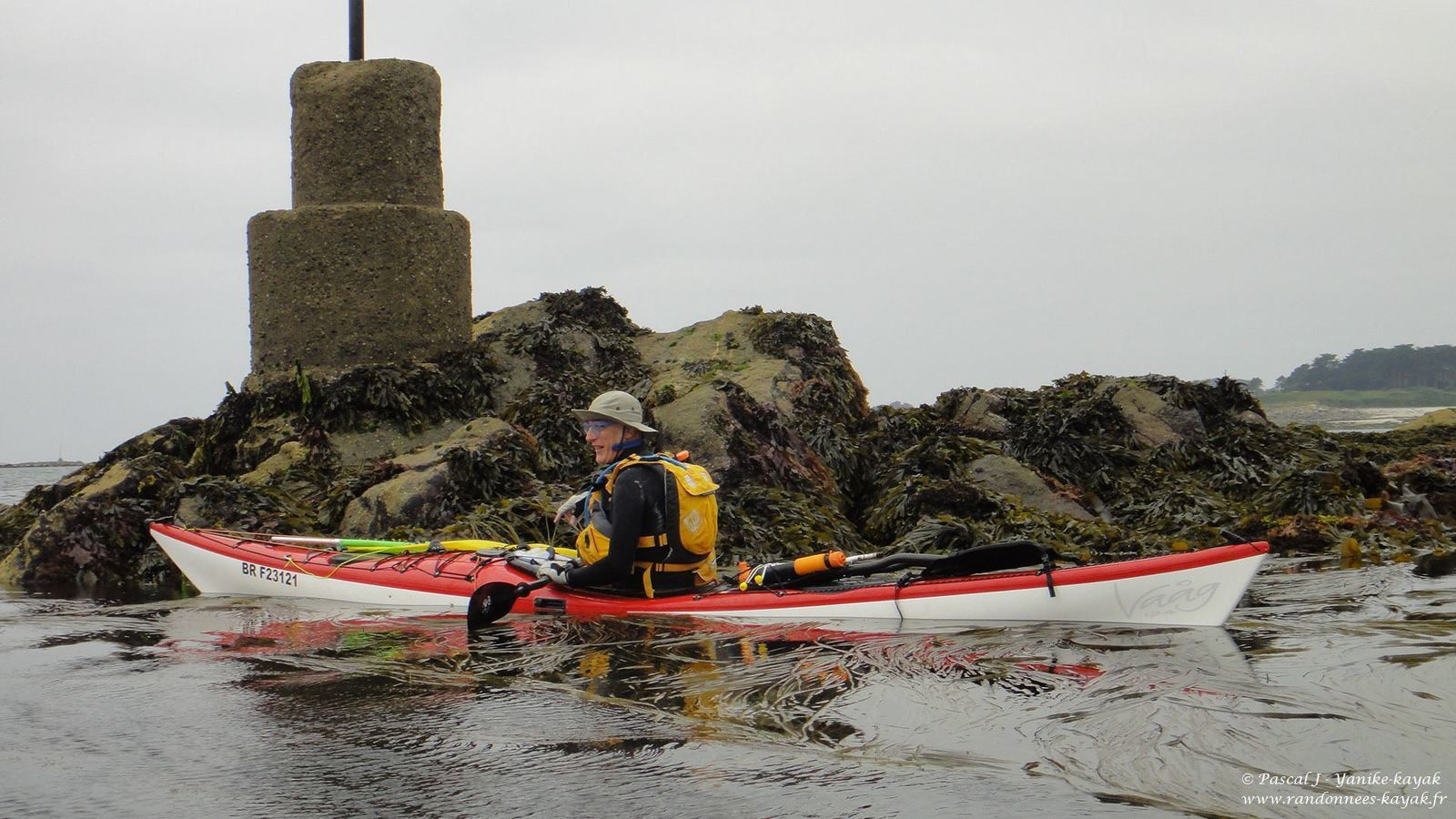 Tourduf en kayak de mer : de Locquirec à Sieck (1/9)