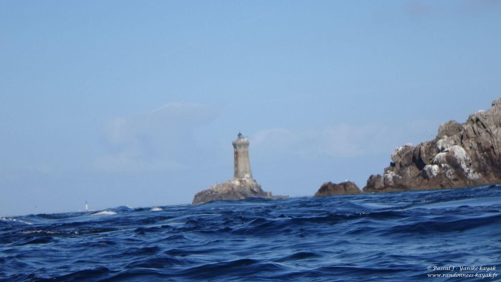Tourduf en kayak de mer : de l'île de Sein à Plouhinec (6/9)