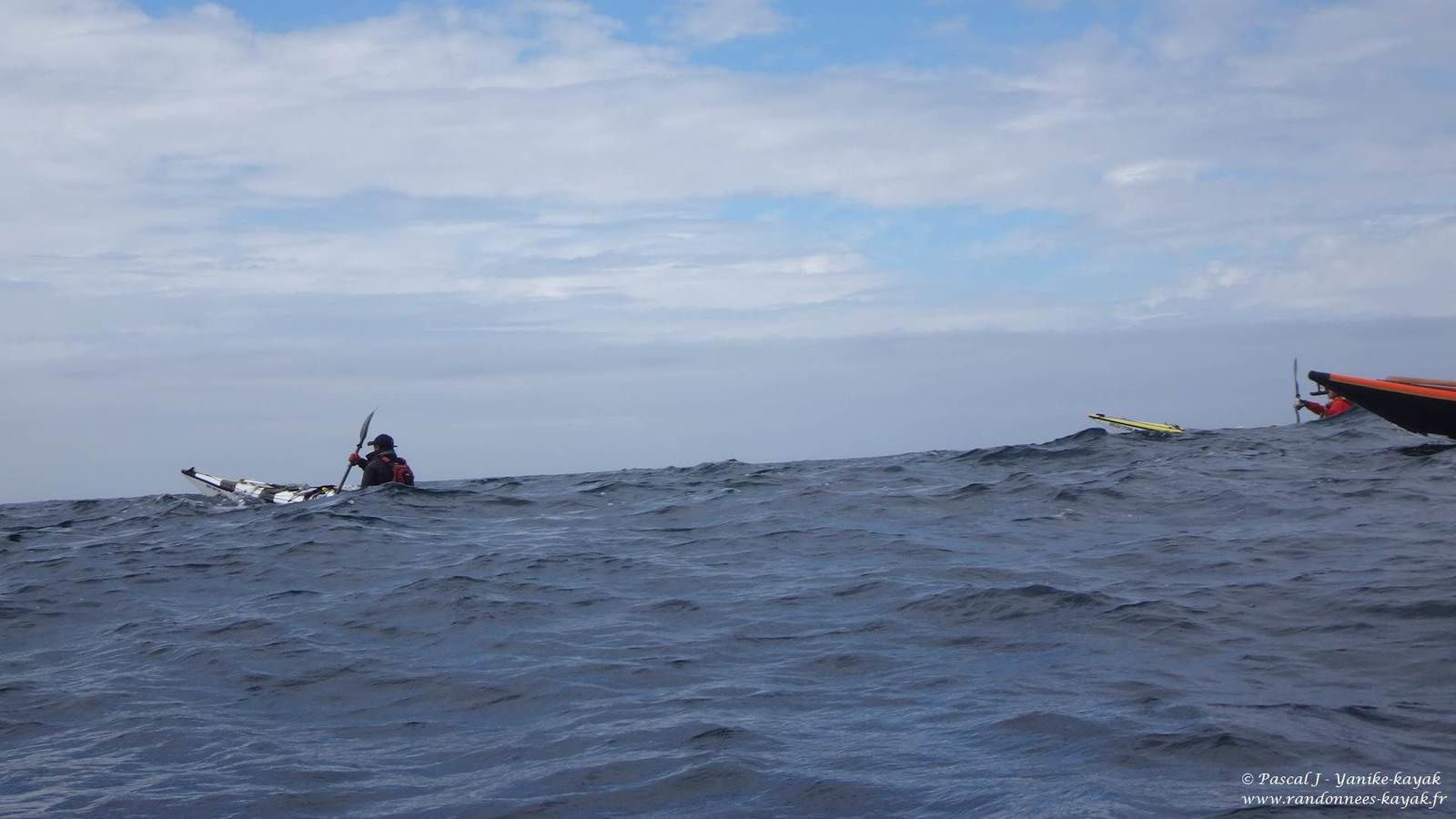 Tour de Bretagne en kayak de mer : de l'anse de Dinan à Pors Théolen