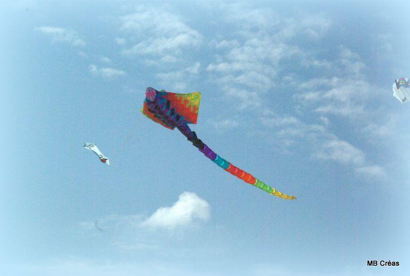 Festival du cerf volant à Martigues