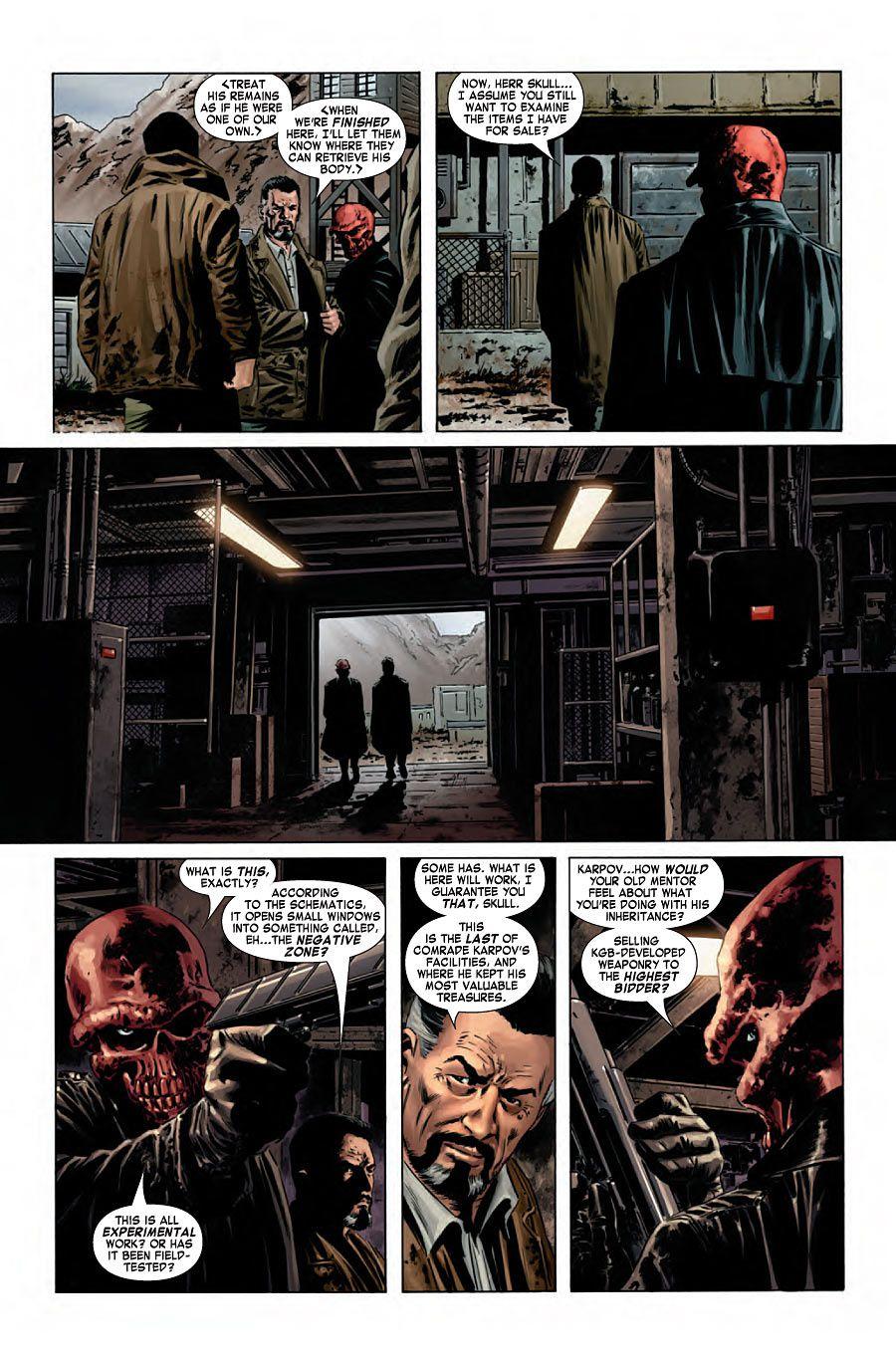 Lazarus tome #4, la preview !
