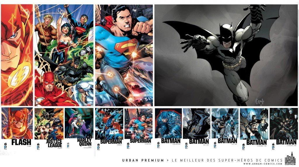 Urban Comics lance Urban Premium
