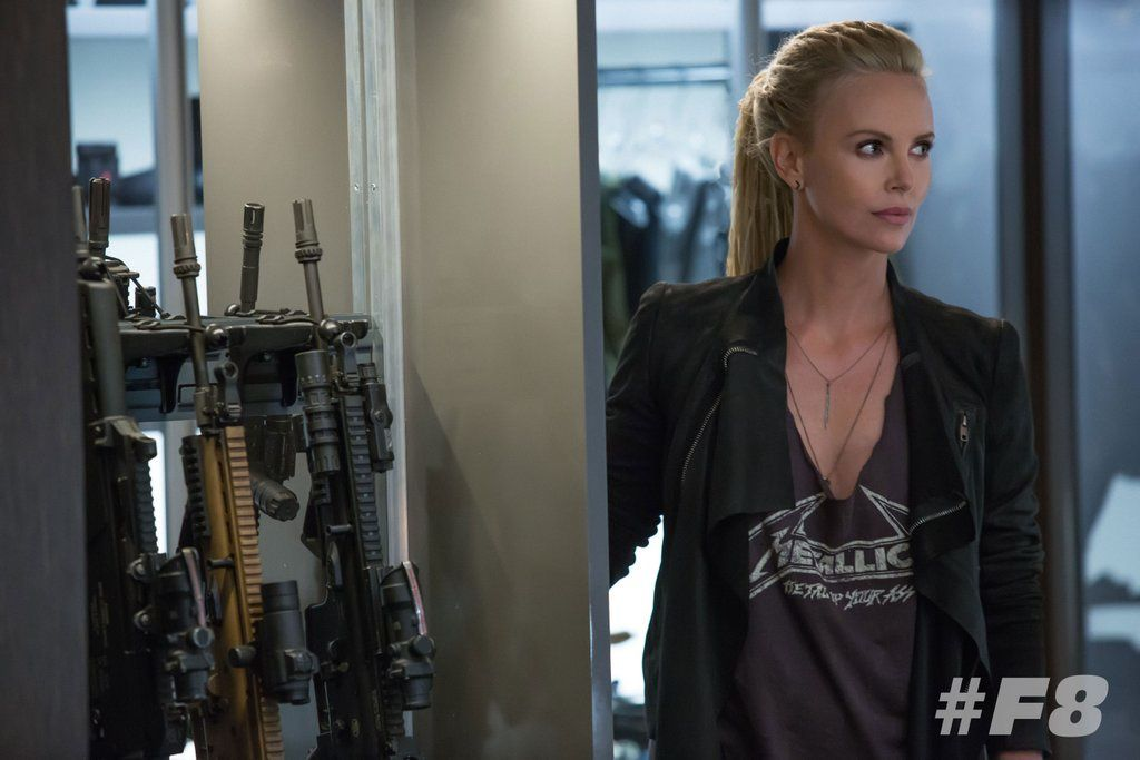 Fast and Furious #8, Charlize Theron