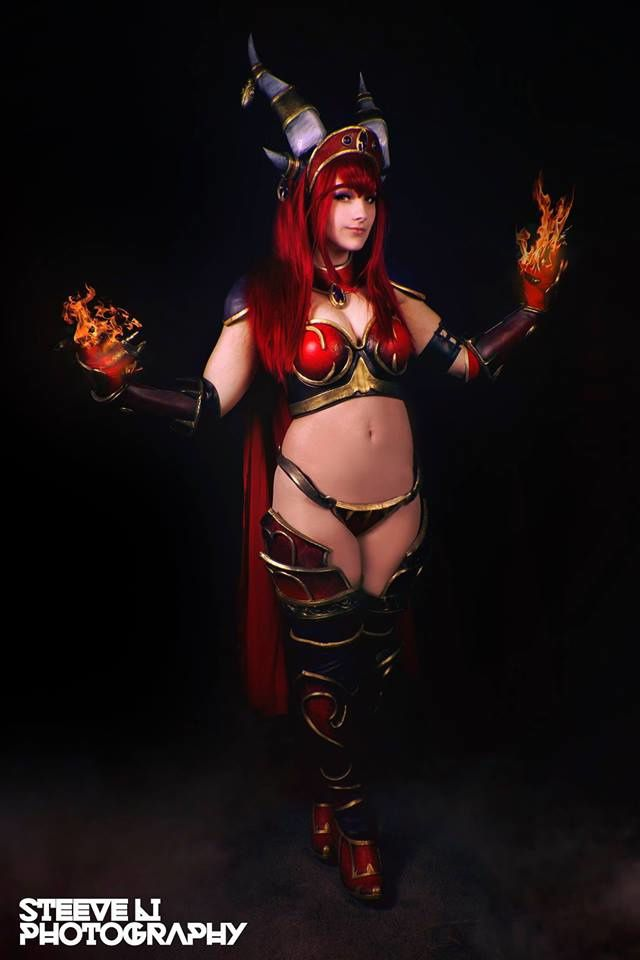Parle-moi Cosplay #153 : Ashe Cosplay
